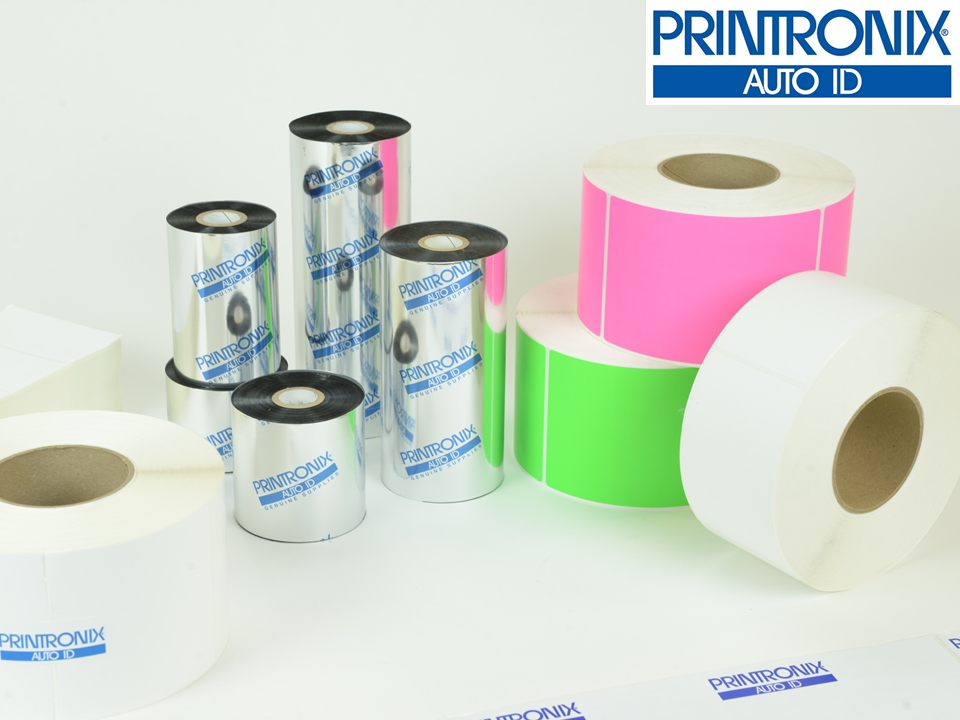 Printronix AUTO ID Labels and Ribbons
