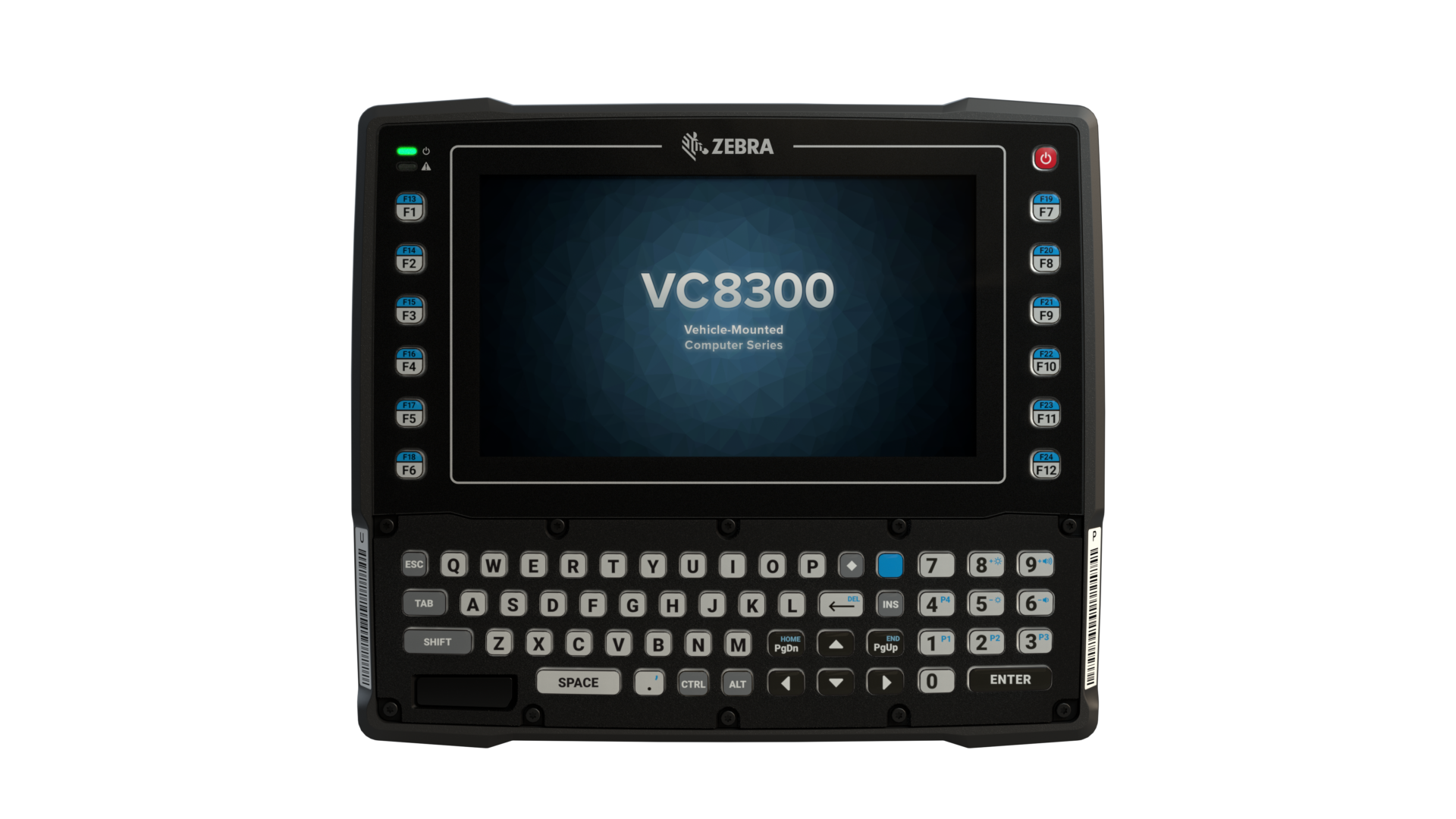 VC8300 Vehicle Mount Computer